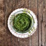 Spiced Kale banana Dip